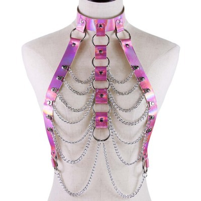 Holographic Chain Harness...