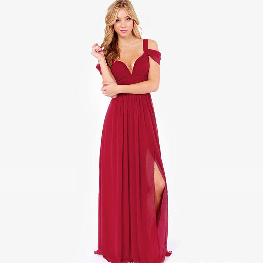 2017 ebay hot sexy maternity clothes for pregnant women v neck 2017 ebay hot sexy maternity clothes for pregnant women v neck sleeveless classic long chiffon evening party dress elegant dress in dresses from mother ombrellifo Images