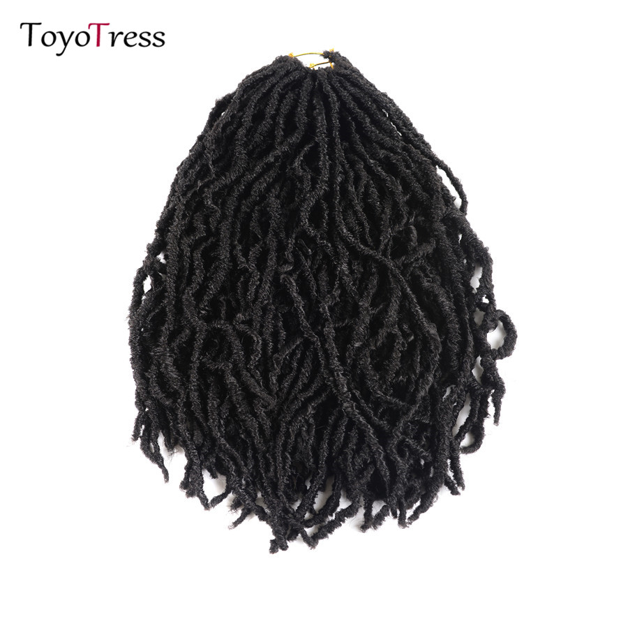 Bobbi Boss Nu Locs Synthetic Braiding Hair 14inch 18inch Kanekalon