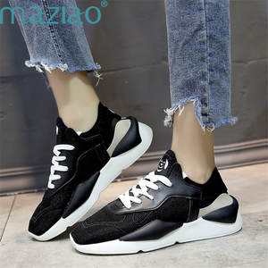 buy online 1d2f9 63190 Running Women Canvas Shoes Female Casual Shoes MAZIAO