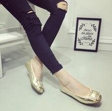Golden Women's shoes flats Flats shoes woman -319-272-black flat shoes   Latest arrival