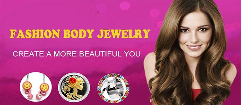 Fashion Body Jewelry