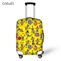 Fashion Travel Suitcase Protective Covers For 18 30inch,Trolley Luggage Accessories Case Cover,Dust Cover,Travel Accessories