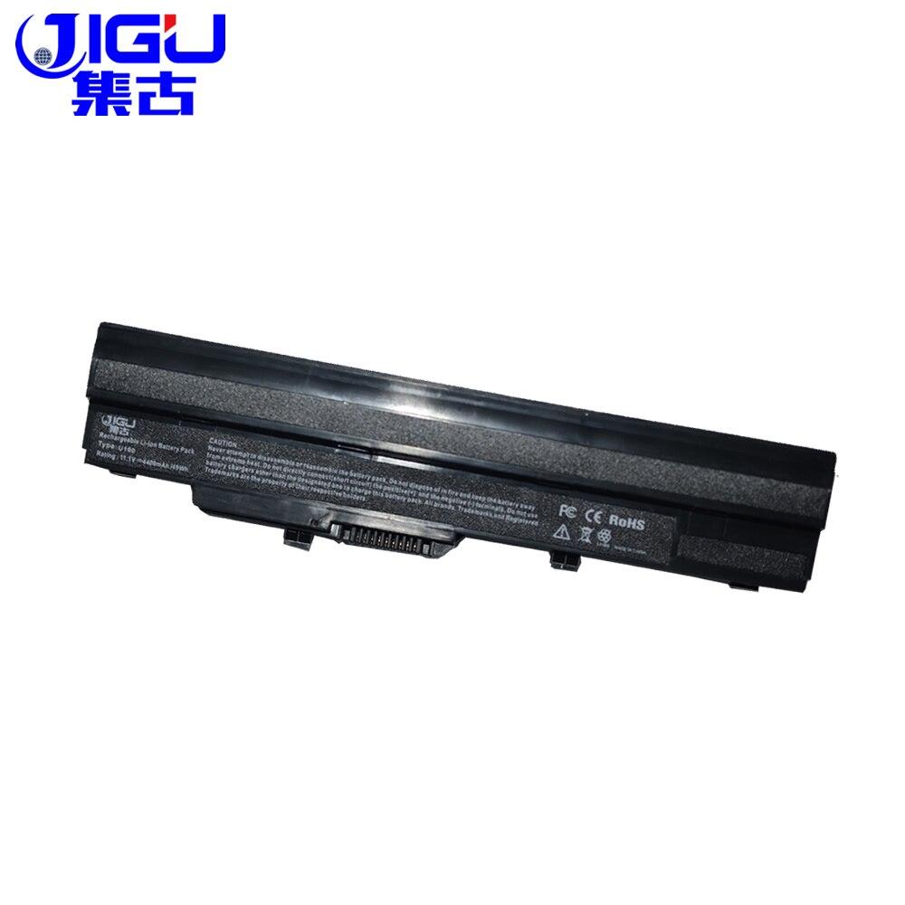Jigu Высокое качество HOT + новый ноутбук Батарея для <font><b>msi</b></font> wind <font><b>u100</b></font> u90 U90X Wind12 U200 BTY-S11 BTY-S12