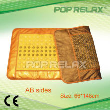 Tourmaline and jade heating mattress C06AB two sides mat from POP RELAX