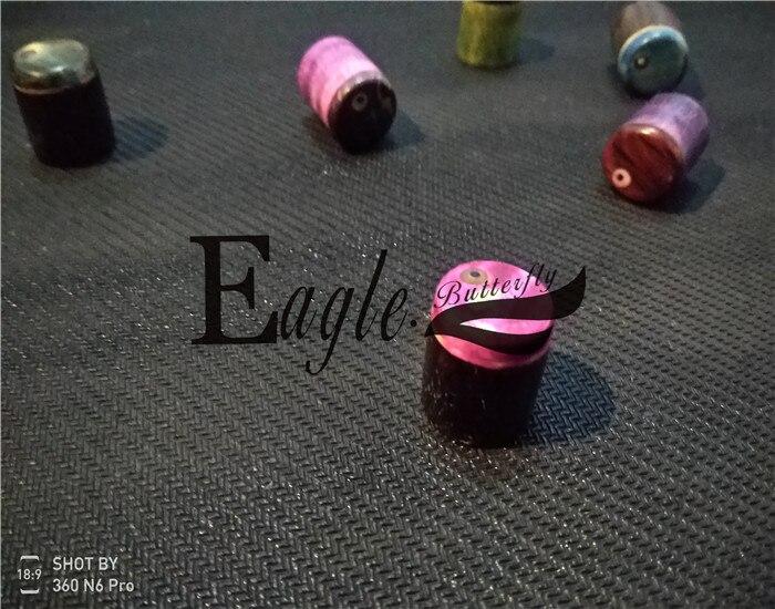 Aigle. Papillon, guitare, basse boutique personnalisée, couleur bois potentiomètre chapeaux personnalisés, en stock - 5