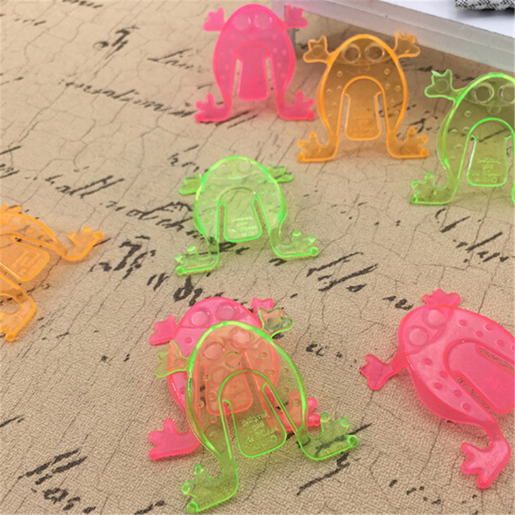 US $0 58 28% OFF|Hot Sale 10PCS 4 3*4 3cm Jumping Frog Hoppers Game Kids  Party Favor Birthday Party Toys for Girl Boy Goody Bag Pinata Fillers-in