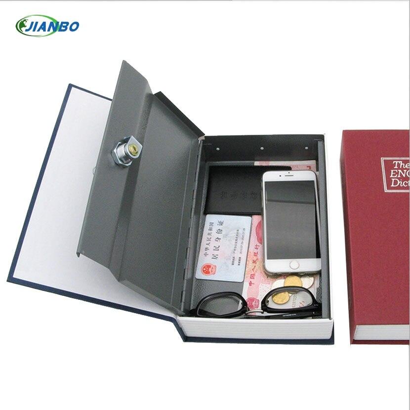 mealheiro livro de bloqueio caixa segura cofre 02