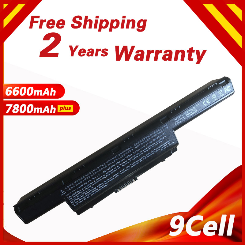 9CELLS Battery For Acer Aspire 4741 4741G 4251 5741 5750G 7551 AS10D41 AS10D51 AS10D61 AS10D71 AS10D73 AS10D75 AS10D81 AS10G3E