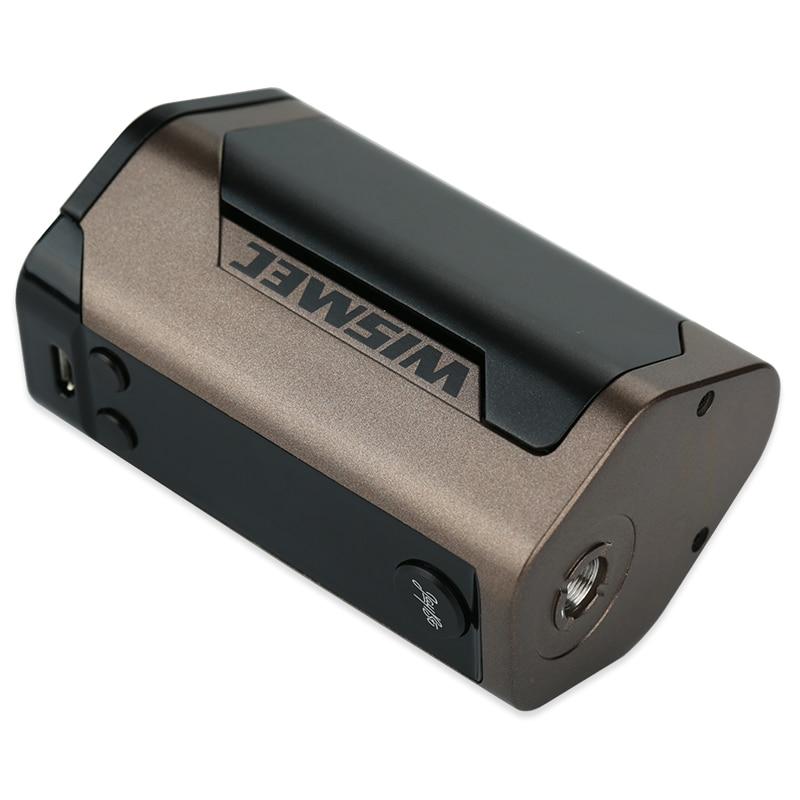 D'origine WISMEC Reuleaux RX GEN3 300 W boîte de tc MOD 300 W Max Sortie et Double Circuit Protection No18650 Batterie Vaporisateur boîte VS Glisser Mod - 6