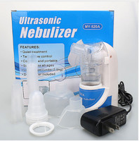 Health Care Asthma Inhaler Mini Automizer Children Care Inhale Nebulizer 110V 220V Home Ultrasonic Nebulizer With