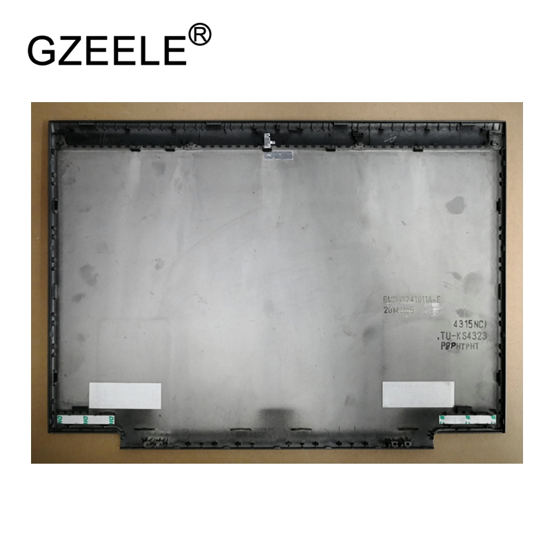 GZEELE New LCD top case Rear Display cover Assembly For Toshiba Portege Z830 Z835 back cover back shell BLACK gzeele new laptop bottom base case cover for toshiba for portege r930 r935 base chassis d case shell lower case black
