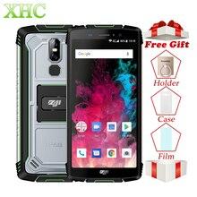 HOMTOM сотовый телефон ZOJI Z11, 4 Гб   64 ГБ, IP68, водонепроницаемый, 10000 мАч, разблокировка отпечатков пальцев, 5,99 дюймов, Android 8,1, четыре ядра, две sim-карты, смартфон