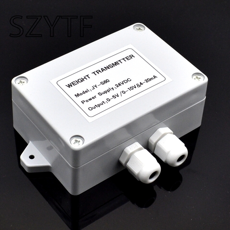 Weighing transmitter weighing amplifier weighing sensor voltage and current converter 0-5V0-10V4-20MAWeighing transmitter weighing amplifier weighing sensor voltage and current converter 0-5V0-10V4-20MA