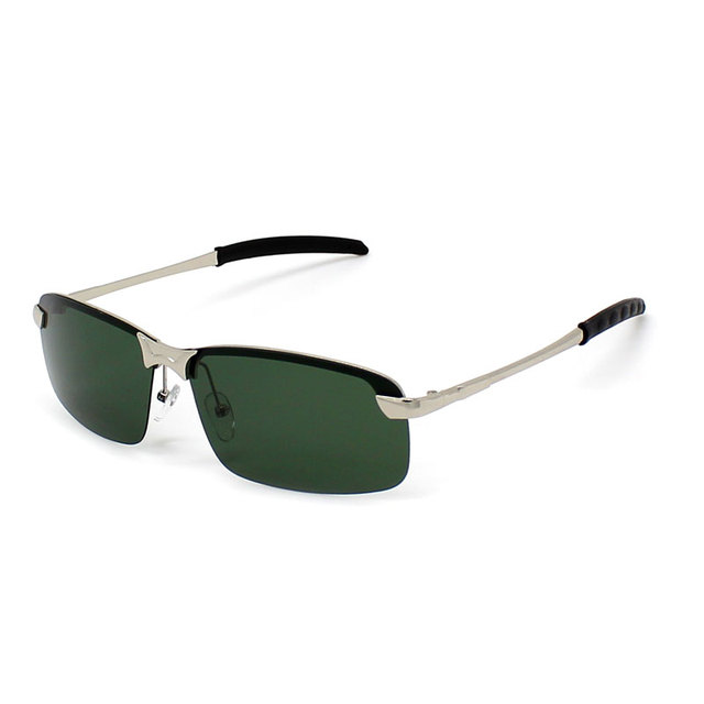 1496252eb8 Polarized Men s Sunglasses for Driving Sun Glasses Fishing Polaroid Fashion  Brand Oculos Masculino Classic Rimless Metal 10pcs