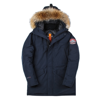 Winter Polyester Coat by TIGER FORCE