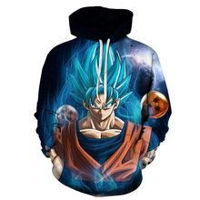 Dragon Ball Super Graphic Hoodies (2018 Designs)