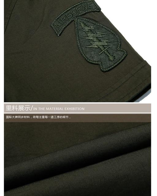 New fashion men short sleeve shirt slim fit high quality cotton dress shirts 3 colors M-6XL AYG57 4