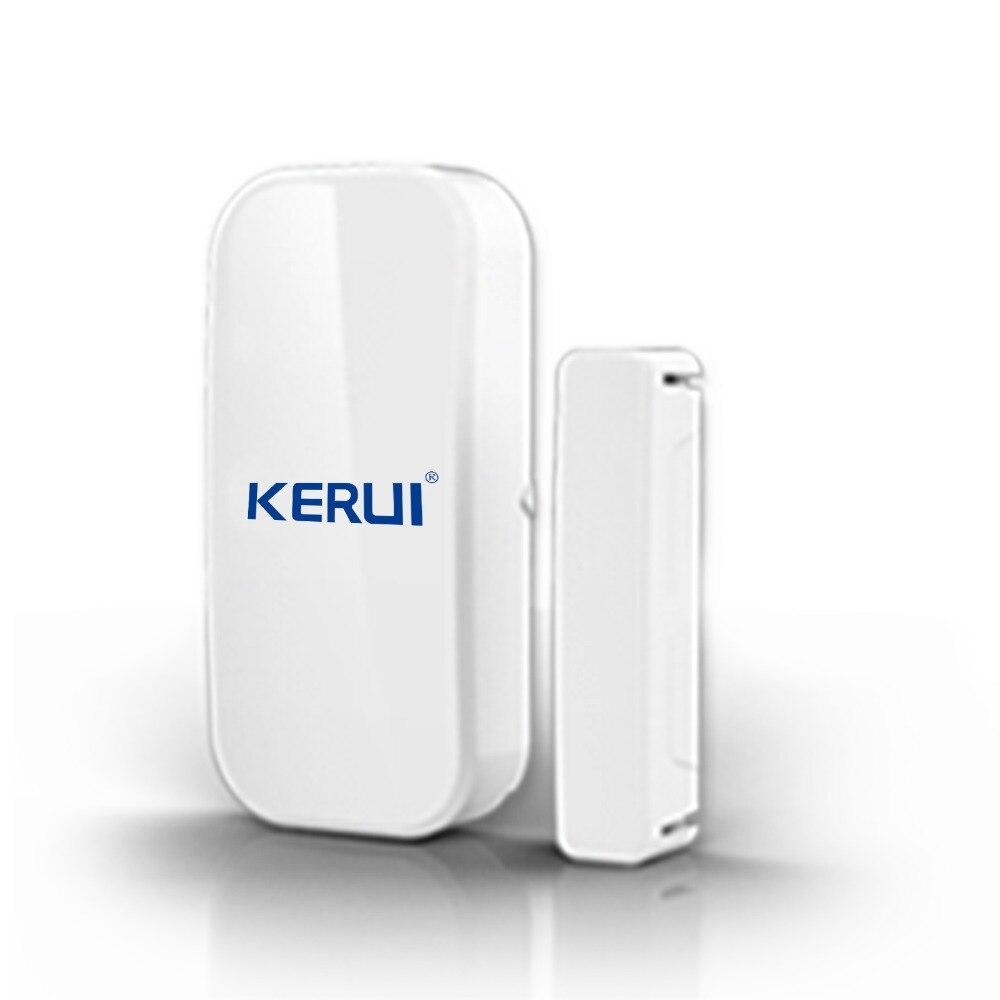 Intelligent Wireless KERUI WiFi PSTN Home Burglar Alarm System+Wireless IP  Camera+solar Siren+Portable Home Security System In Alarm System Kits From  ...