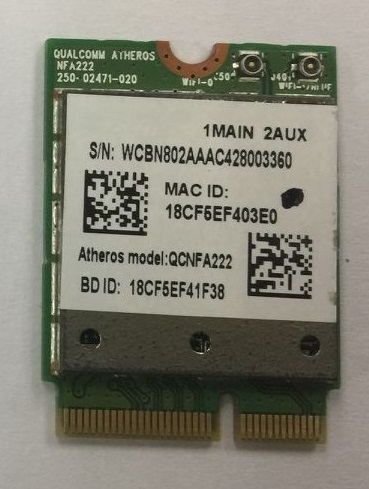 qualcomm atheros ar5bwb222 wireless network adapter driver download windows 8