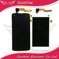 Touch Для Philips I908 ЖК-Экран с Сенсорной Панелью Дигитайзер Ассамблеи