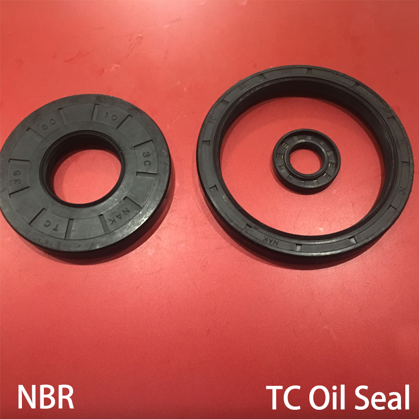 Nitrilo Eje Giratorio radial Oil Seals métrica ID 25 mm de diámetro