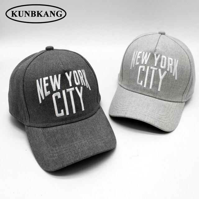 2017 verano hombres moda mujer Bordado Nueva York gorra de béisbol gorra  pareja casual sombrero de 8528378459d