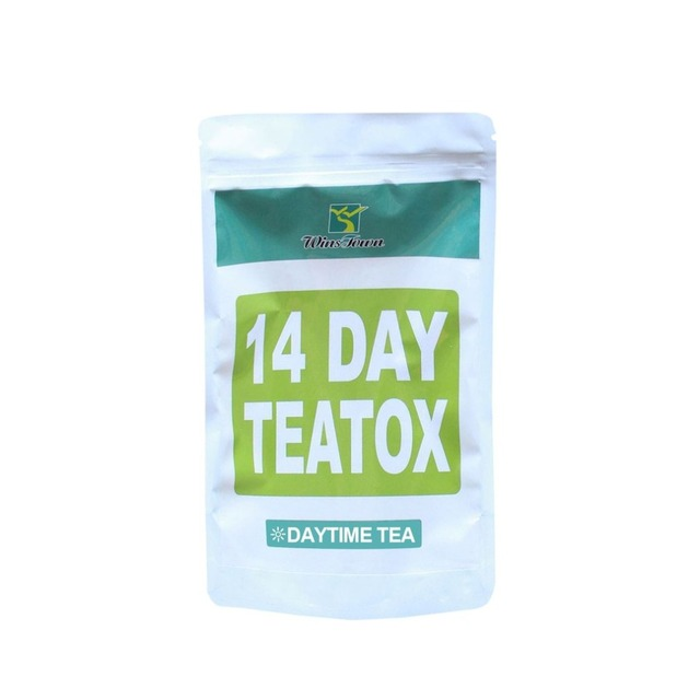 14 Days Natural Fat Burner Tea Weight Loss Tea for Women and Men Herbal Skinny Teatox Tea For Slimming Product