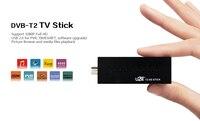 Mini DVBT2 TV Receiver DVB T2 TV Stick Support MP3 MPEG4 Format Tv Box Definition Digital