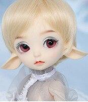 19 см 7 очков BJD прекрасная кукла Полный комплект с парики, одежда и обувь лучший подарок для друзей и детей