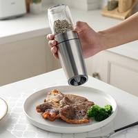 Household Kitchen Grinding Pepper Grinder Manual Flask Grinding Pepper Salt Black Pepper Particle Grinding LM5171529