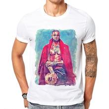 New Fashion Man T Shirt James Print 3D Ink Printed Men T-Shirt Short Sleeve Cotton American Basketball Player Tees Mens Clothing