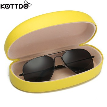KOTTD Kids Sunglasses UV400  Sun Glasses Round Cute children sunglasses boy girl child sunglasses glasses Gift Oculos de s