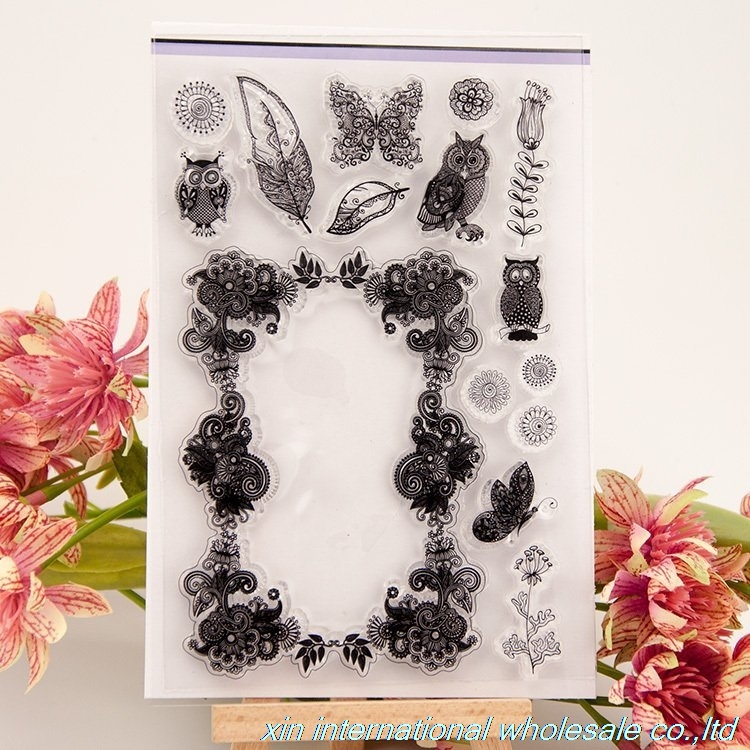 embossing folders encre scrapbooking ACRYLIC VINTAGE clear stamps FOR PHOTO SCRAPBOOKING stamp clear stamps for scrapbooking 49 scrapbooking stamp diy size 14cm 18cm acrylic vintage for photo scrapbooking stamp clear stamps for scrapbooking clear stamps 04