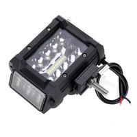 3.5 Inch 108W LED Work LIght 10 30V Side Luminous Light Bar Car Offroad Driving Light For 4x4 Trucks Off road Vehicles
