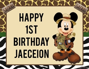 custom minnie mouse happy birthday baby child photo background photography backdrops quality vinyl