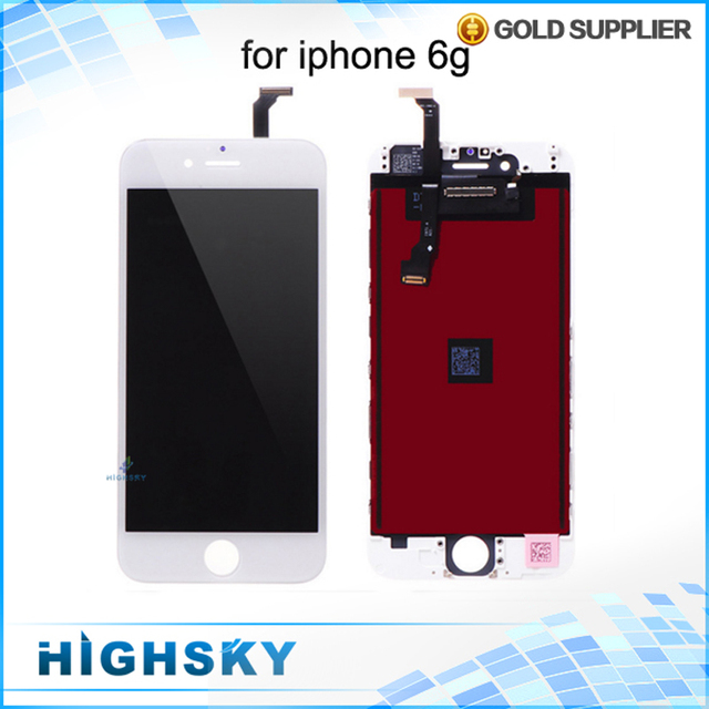 iPhone 6 LCD screen Replacement part with touch digitizer display