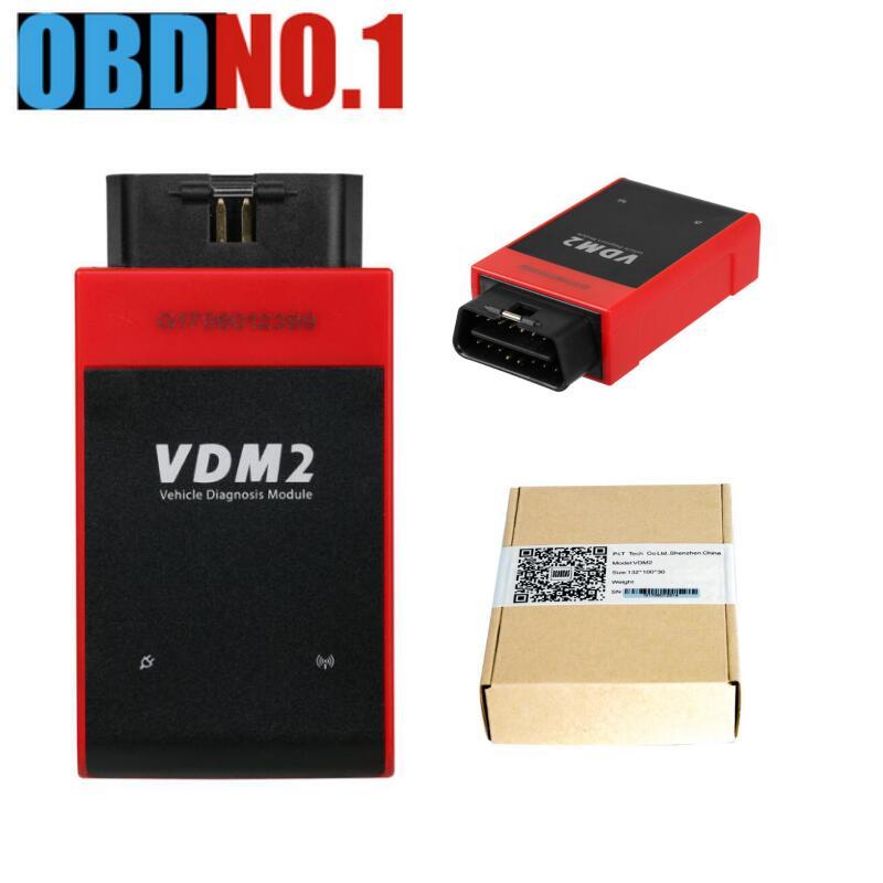 NEW Original UCANDAS VDM II V3.9 WIFI VDM2 Car Diagnostic Scanner For Android
