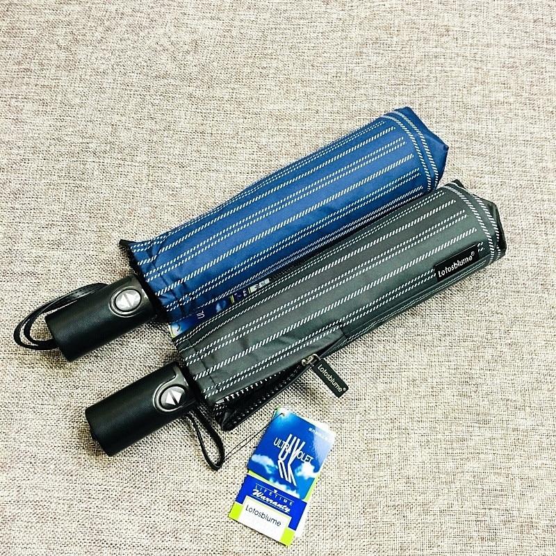 Quality 10 Rib Strong Automatic men's umbrellas folding /windproof - Household Merchandises - Photo 2