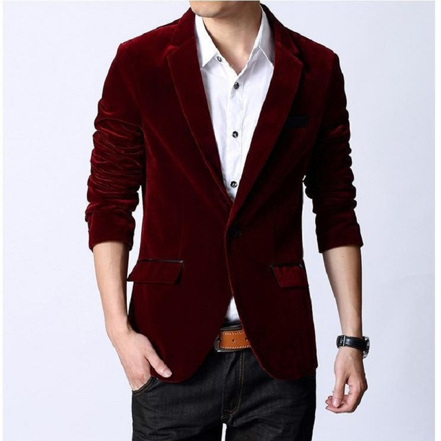 Aliexpress.com : Buy 2015 High Quality Fashion Style Men Suit ...
