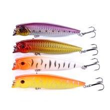 400pcs 9.5cm 11.3g hard popper fishing lures bass wobbler pike carp trout peche catfish baits pesca tackles