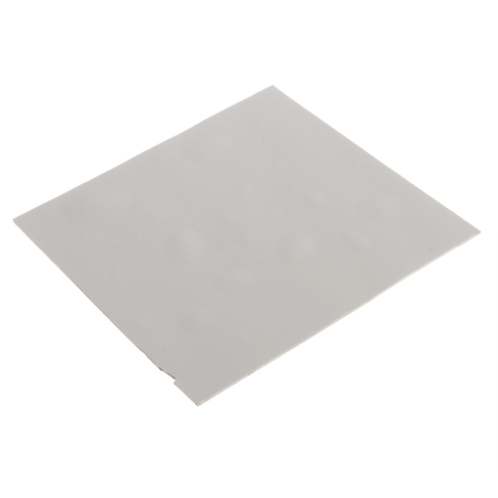 GPU CPU Heatsink Cooling Thermal Conductive Silicone Pad 100mmx100mmx0.5mm 9pcs 30x30x2mm thermal pad gpu cpu heatsink cooling conductive silicone pad sheets for motherboard computer host notebook