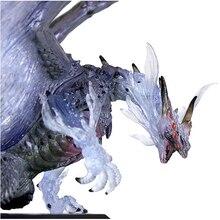 Япония Аниме монстр Охотник мир игра фигурка Nergigante ПВХ модели древний дракон фигурка украшение игрушка модель