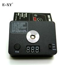 E-XY 521 таб мини V3 tool kit распылитель цифровой сопротивление, ом тестер электронной сигареты Провода катушки DIY инструмент для РБА RTA Tank