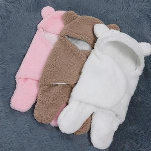 Envelope Swaddle Blanket-Wrap Sleeping-Bag Baby-Bedding Newborn-Baby Winter Cute Autumn