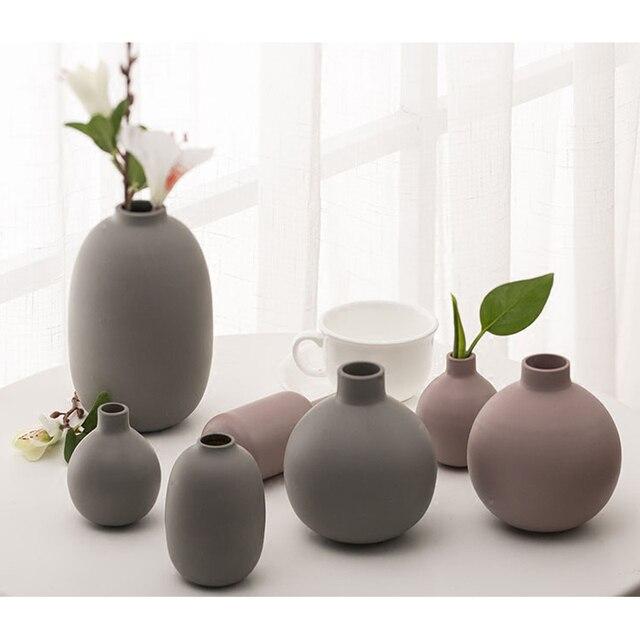 Nordic Porcelain Vase