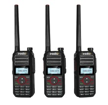 Iradio DM-580 FCC certification two way radio IP66 waterproof 2 timeslots DMR profession