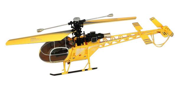 2014 nova chegada WLtoys V915 Lama 4CH giroscópio de alta simulação RC helicóptero RTF 2.4 GHz