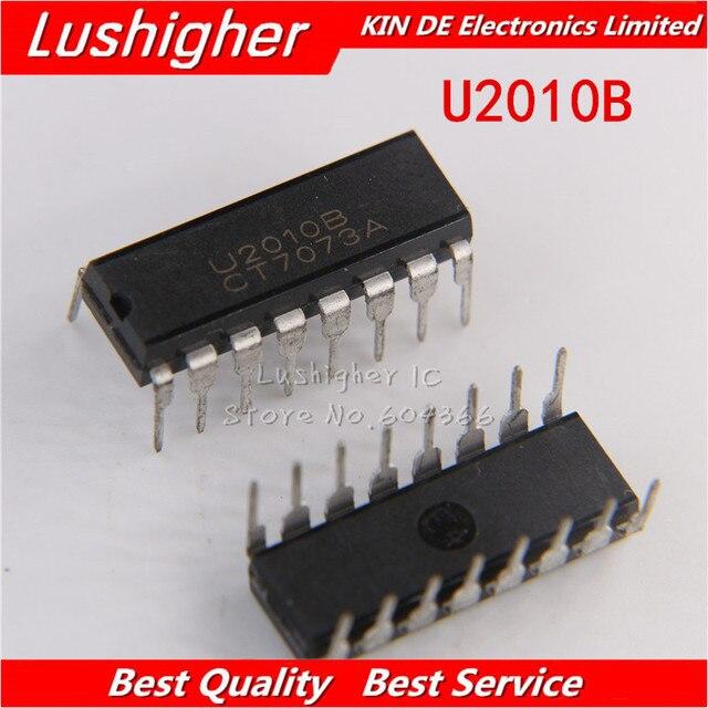 Ic Free Shipping >> 2pcs U2010b Dip 16 U2010 Dip New Original Ic Free Shipping In