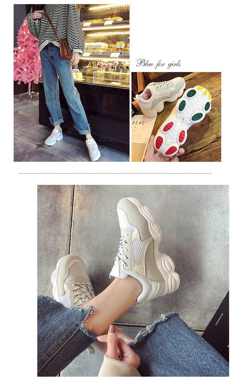 8  New itemizing sizzling gross sales Spring and Autumn web Breathable sneakers girls trainers DKS-186 HTB1d8GweFLM8KJjSZFBq6xJHVXaa